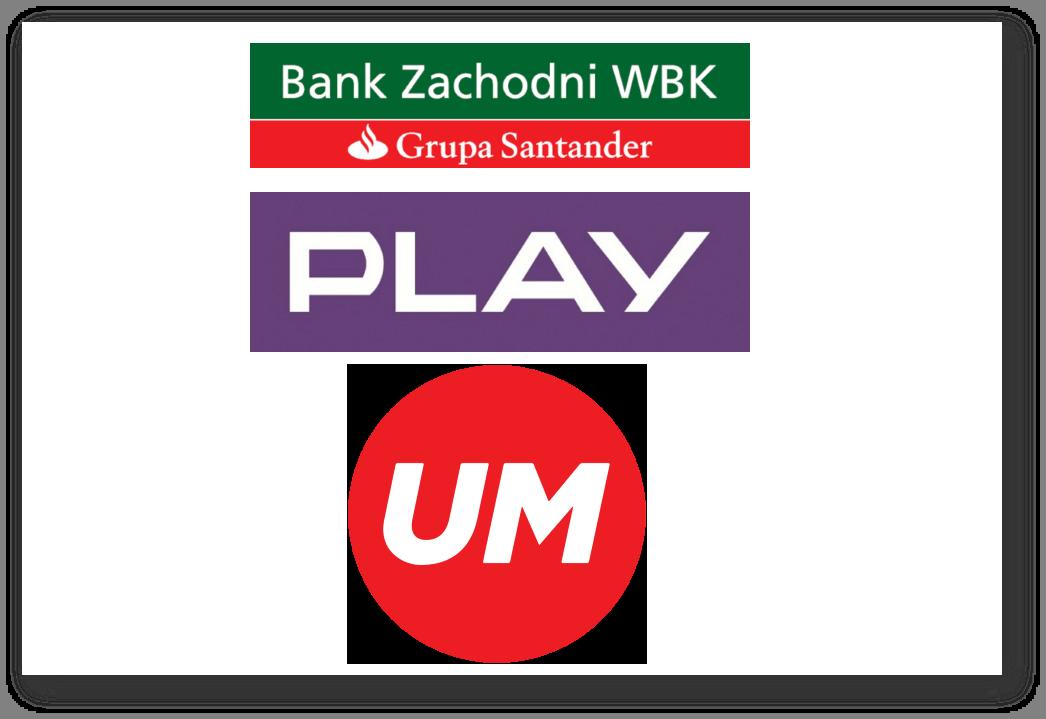 Logo WBK logo PLAY_logo UM