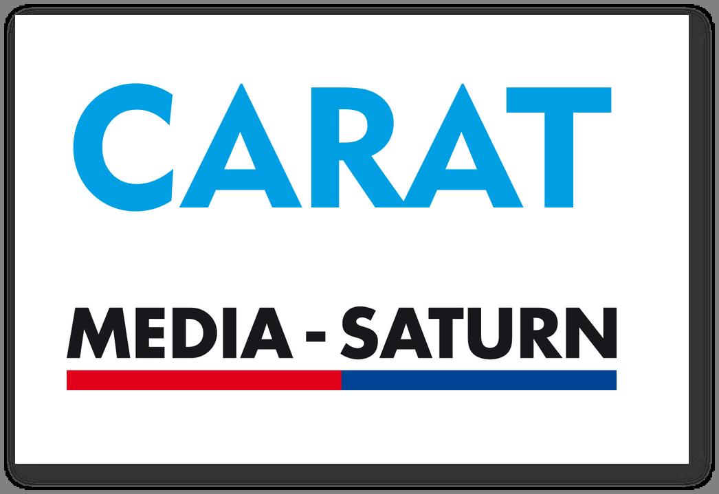 Logo Carat Logo Media Saturn