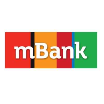 logo na stronę mBank