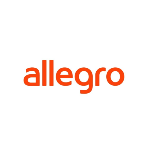 Logo allegro slider