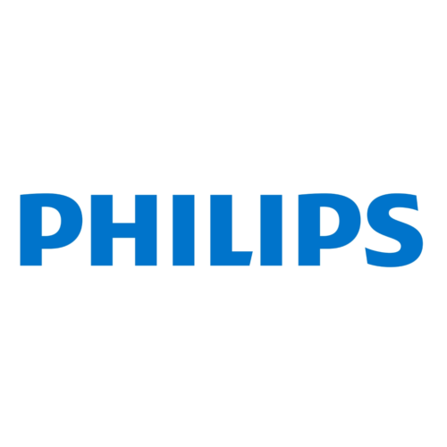 Logo philips slider