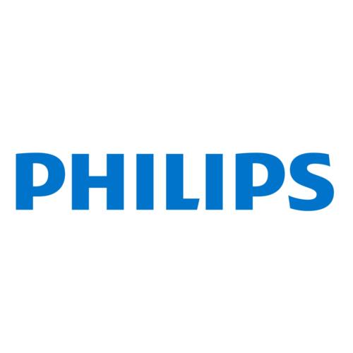 Logo philips slider