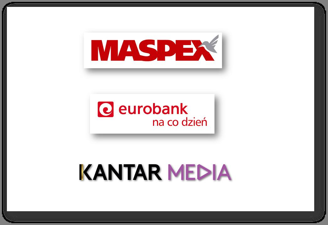 Logo Maspex_EuroBank_KantarMedia