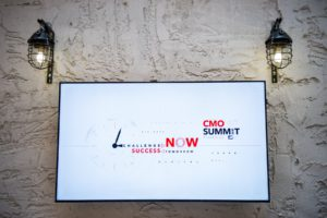 CMO Summit 2018
