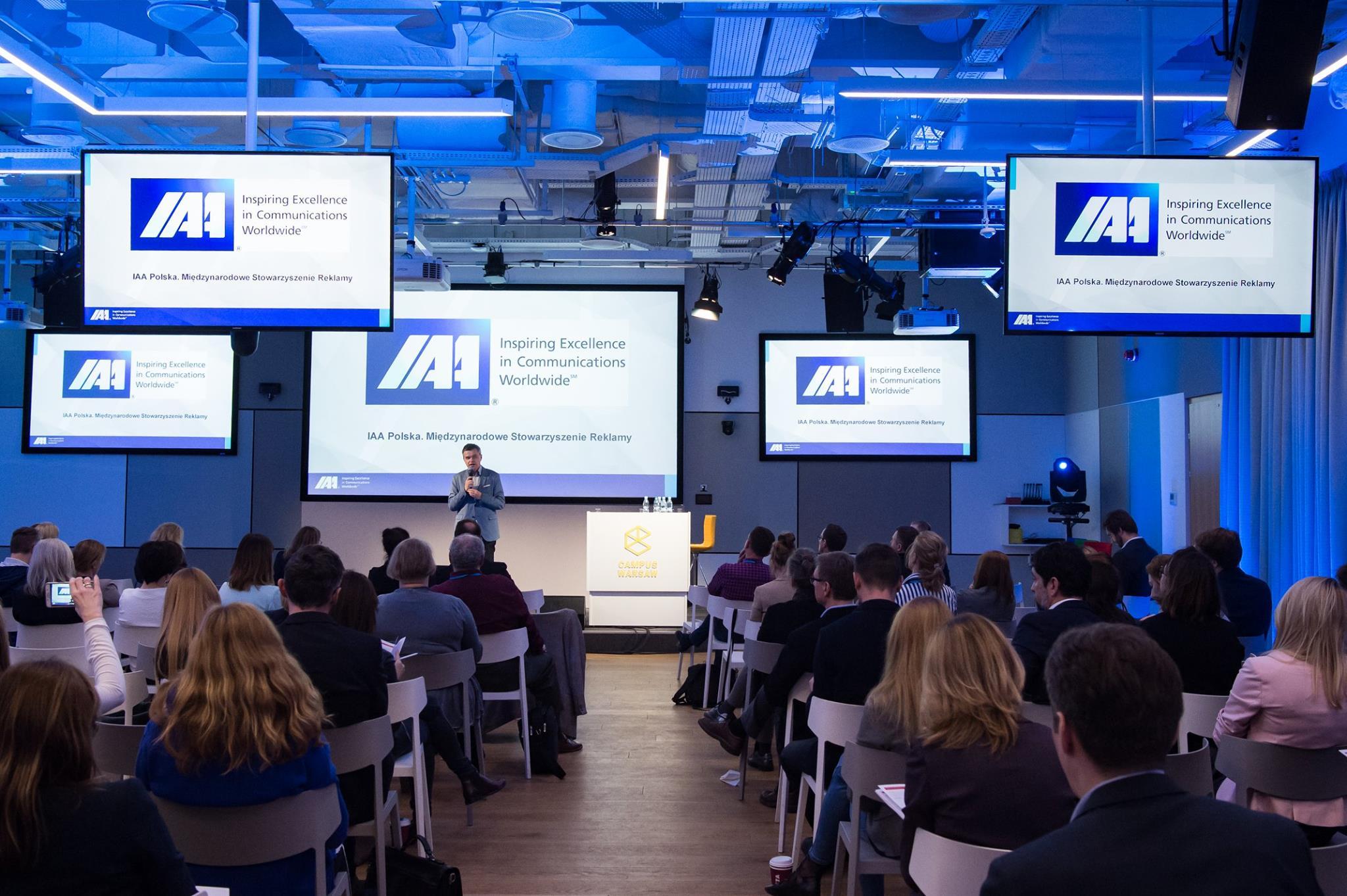 IAA Polska na CMO Summit 2018